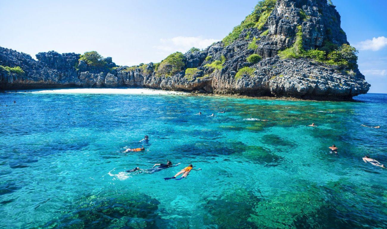 Rok Islands, Krabi