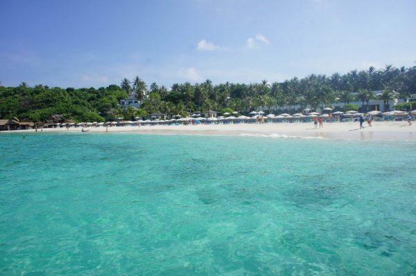 Racha island
