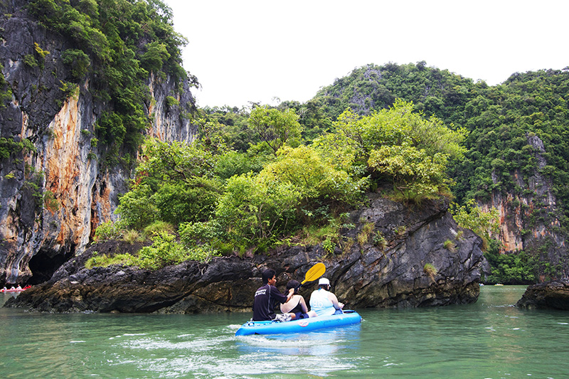 andaman sea kayak