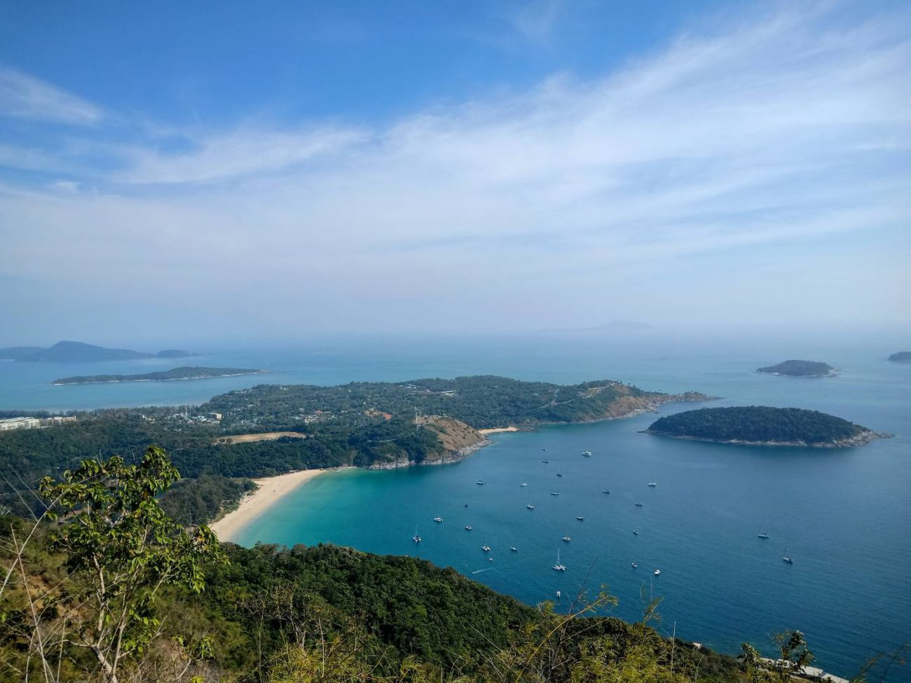 Black Rock View Point Phuket or Pha Hin Dam viewpoint