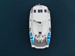 power catamaran Leopard 51